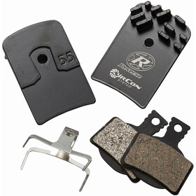Reverse AirCon Brakepad System for Magura MT2/4 4pc schwarz